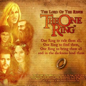 The One Ring Art