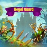 Royal Guard video game cover art
